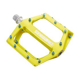 DMR Vault Pedals yellow